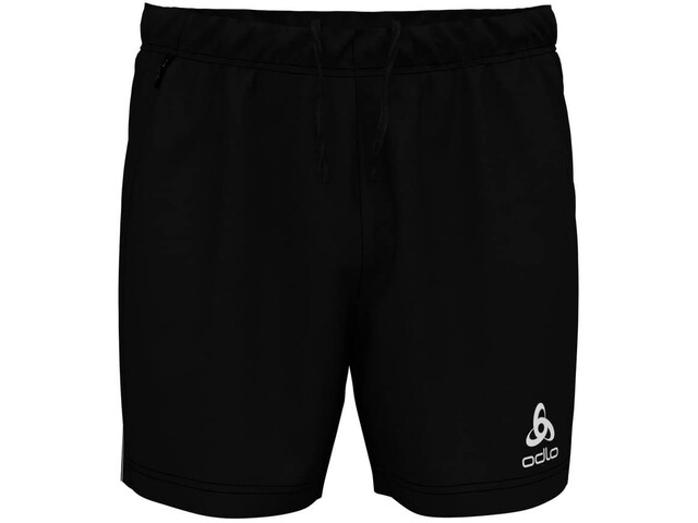Odlo Zeroweight Windproof Warm Short Homme, black